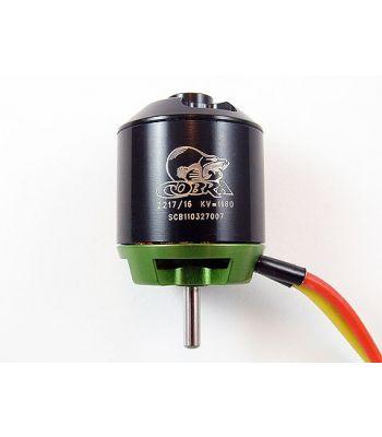 Cobra C-2217/16 Brushless Motor, Kv=1180