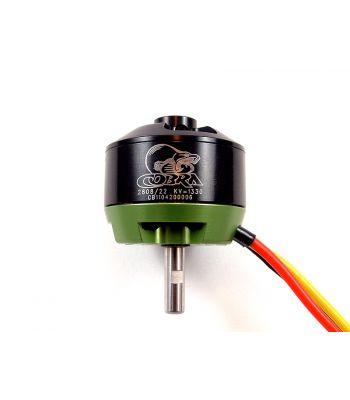 Cobra C-2808/22 Brushless Motor, Kv=1330