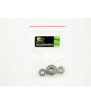 Cobra Bearing Kit for C-4120 and C-4130 Motors