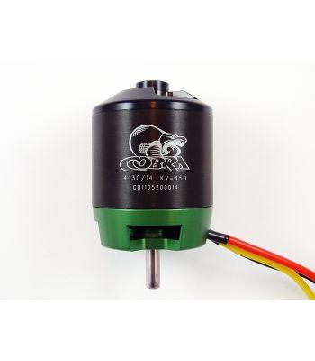 Cobra C-4130/14 Brushless Motor, Kv=450