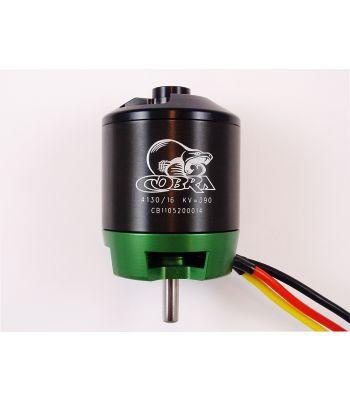 Cobra C-4130/16 Brushless Motor, Kv=390