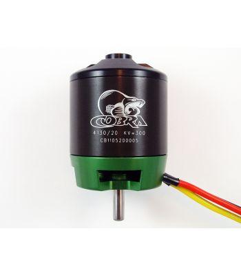 Cobra C-4130/20 Brushless Motor, Kv=300