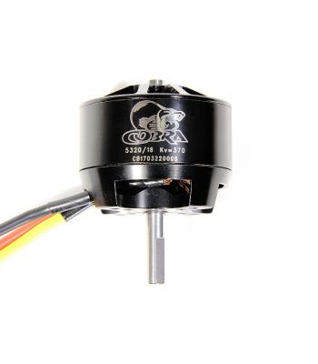 Cobra C-5320/18 Brushless Motor, Kv=370