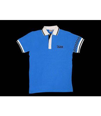 Scorpion Shirt, Blue, Small