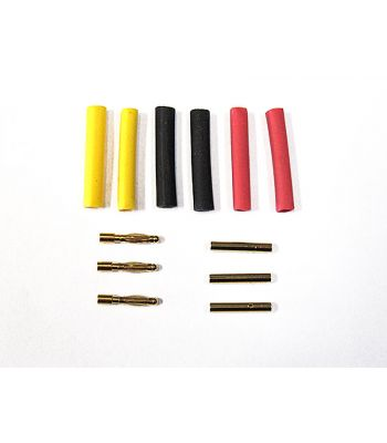 Bullet Connector Set, 2.0mm