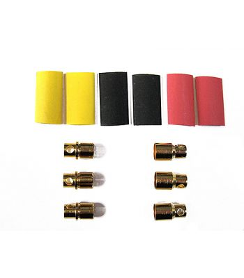 Bullet Connector Set, 8.0mm