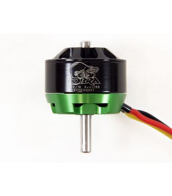 Cobra C-2808/16 Brushless Motor, Kv=1780