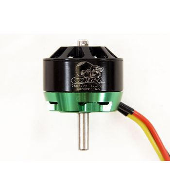 Cobra C-2808/22 Brushless Motor, Kv=1330