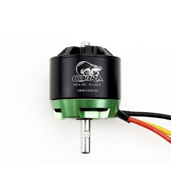 Cobra C-2814/20 Brushless Motor, Kv=850