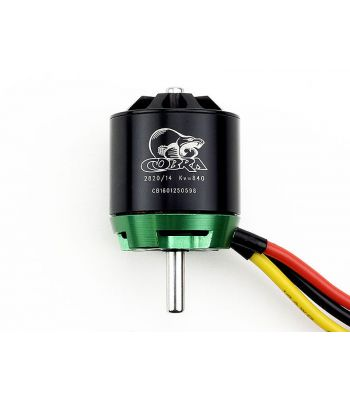Cobra C-2820/14 Brushless Motor, Kv=840