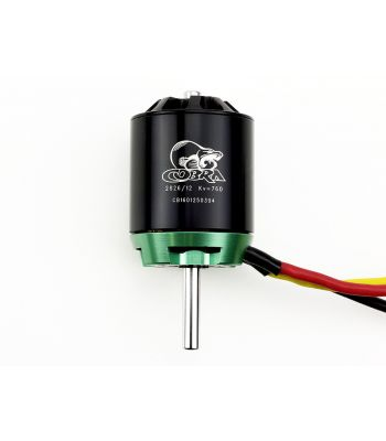 Cobra C-2826/12 Brushless Motor, Kv=760