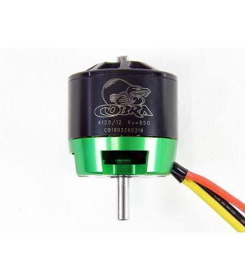 Cobra C-4120/12 Brushless Motor, Kv=850