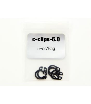 Cobra 6.0mm C-Clip Kit