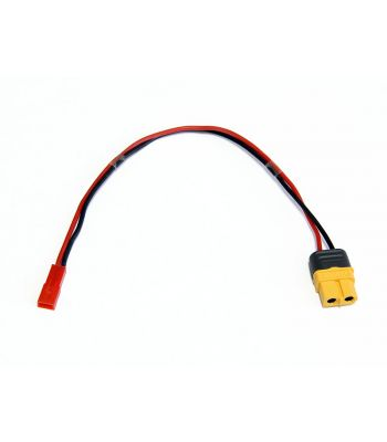 Charge Harness Cable, XT60 Female to JST-BEC