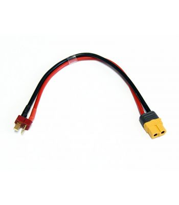 Charge Harness Cable, XT60 Female to T-Plug Male