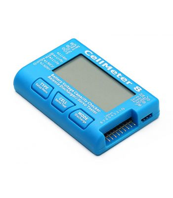 CellMeter-8 Battery and Servo Tester