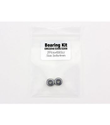 Cobra Bearing Kit for CM-2204, 2206, 2208 and CP-2205, 2207 Motors