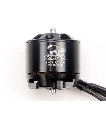 Cobra CM-2213/12 Multirotor Motor, Kv=2000