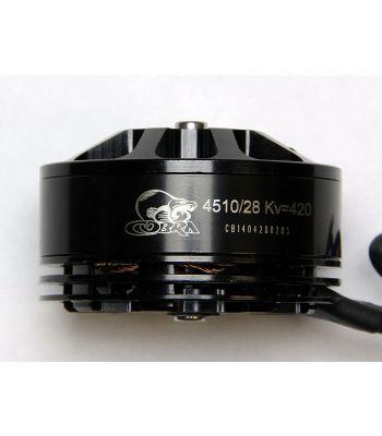 Cobra CM-4510/28 Multirotor Motor, Kv=420