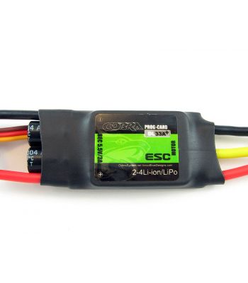 Cobra  33A ESC with 3A Switching BEC