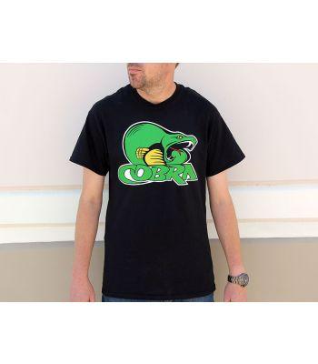 Cobra T-Shirt, Black, Large