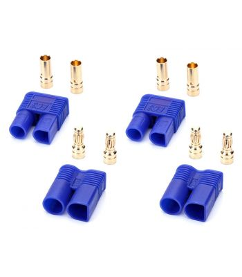 EC3 Connector Set, 2 Male & 2 Female