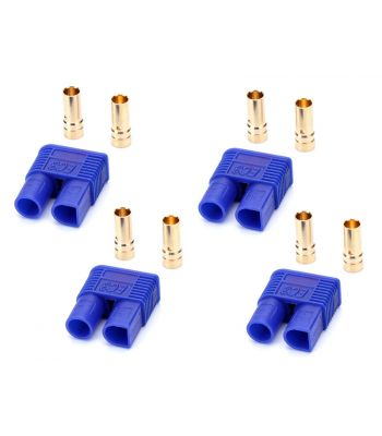 EC3 Connector Set, 4 Female