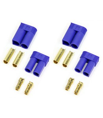EC5 Connector Set, 2 Male & 2 Female