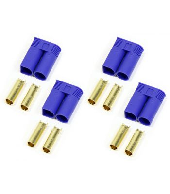 EC5 Connector Set, 4 Female