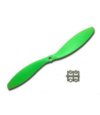 GemFan 9x4.7R Prop, Green, Reverse Rotation