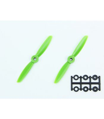 HQ 4x4.5 Prop, Green, Normal Rotation (2-Pack)