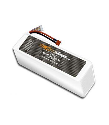 MaxAmps 7S-6000XL 100C LiPo Battery, Used