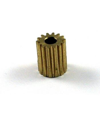 Pinion Gear, Single, 15-Tooth