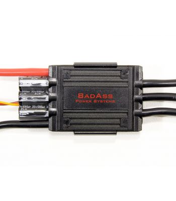 BadAss Renegade Series Brushless ESC, 125A