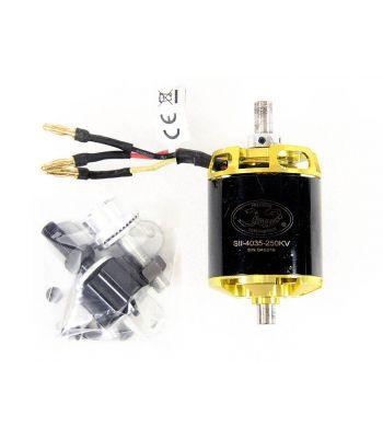 Scorpion SII-4035-250 Brushless Motor, Used