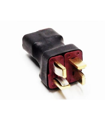 T-Plug Series Battery Connector Block, 2M1F