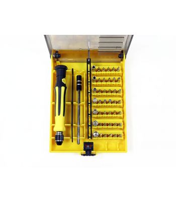 Innov8tive Designs Hand Tools, 45-Piece Mini-Driver Kit with Case