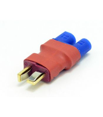 Battery Adapter - T-Plug Male to EC3 Female
