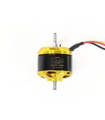 Scorpion SII-2208-1280Kv Brushless Motor, Used