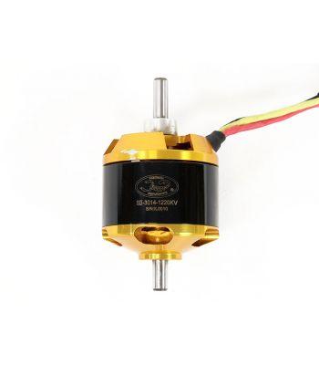 Scorpion SII-3014-1220Kv Brushless Motor, Used