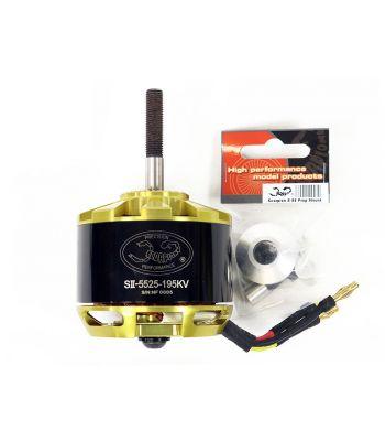 Scorpion SII-5525-195Kv Brushless Motor, Used