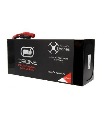 Venom Professional Drone Pack 6S-22,000mah 15C LiPo Battery, Used