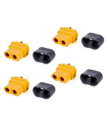 XT60 Connector Set, 4 Female