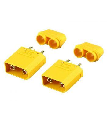 XT90 Connector Set, 2 Male