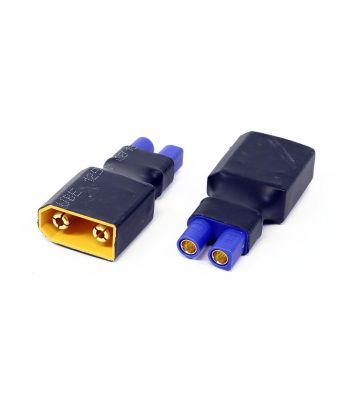 Battery Adapter - XT90 Male to EC3 Female