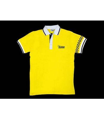 Scorpion Shirt, Yellow, Small